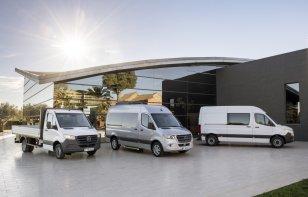 Mercedes-Benz Sprinter 2019: Precios y versiones en México