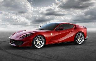 Ferrari considera una versión Spider para el 812 Superfast