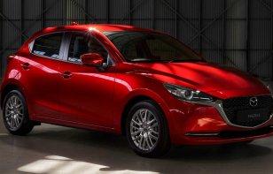 Mazda deja ver el renovado Mazda 2 2020
