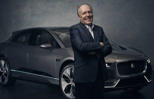 Ian Callum, exdiseñador de Jaguar, lanza su propia compañía