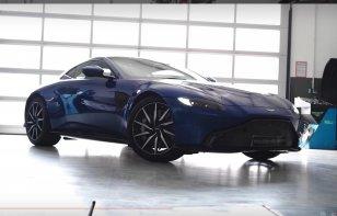 Aston Martin Vantage recibe una dotación de esteroides