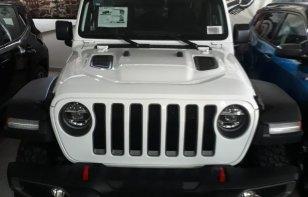 Jeep Wrangler 2019 Blanco