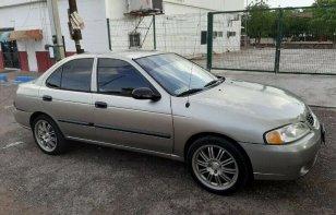 Quiero vender inmediatamente mi auto Nissan Sentra 2001
