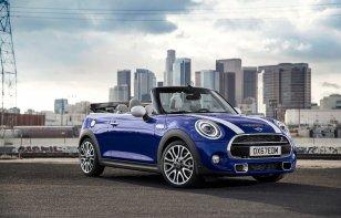 Mini Cooper Convertible 2020: Precios y versiones en México