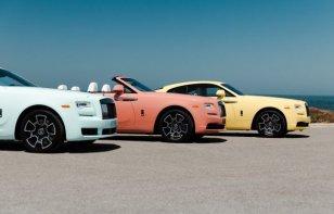 Rolls-Royce presentó la 'Pebble Beach Collection' 2019
