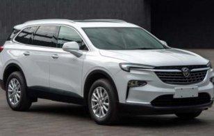 Imágenes de la Buick Enclave 2020 llegan desde China y muestran su nuevo rostro