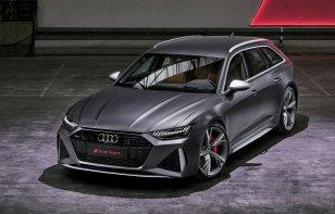 La Audi RS6 Avant 2020 llegará a Estados Unidos