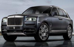 Rolls-Royce ya planea una Cullinan Black Badge