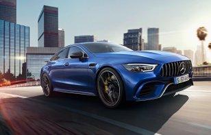 Mercedes-AMG GT 4-Door Coupé 2019: Ventajas y Desventajas