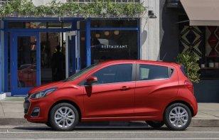 Chevrolet Spark 2020 - Precios y versiones en México 04/2020