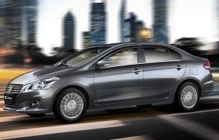Suzuki Ciaz 2020: Precios y versiones en México