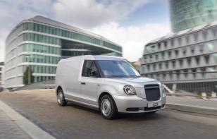 [Auto Show de Frankfurt] LEVC LCV, una van comercial con más de 600 km de autonomía