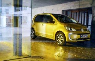 [Auto Show de Frankfurt] El Volkswagen e-up! se presenta con más autonomía