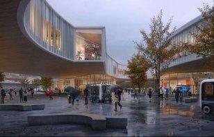Ford revela grandes cambios para su campus en Dearborn