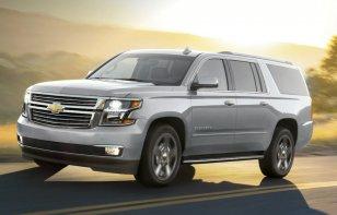 Chevrolet Suburban 2020: Precios y versiones en México