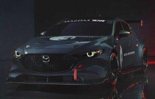Mazda 3 TCR 2020, la marca se incorpora a las carreras de turismos de resistencia