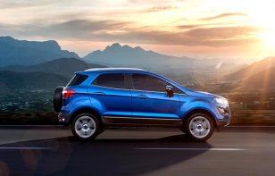 Ford EcoSport 2020: Precios y versiones en México
