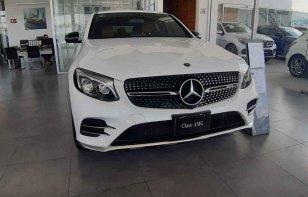 En venta carro Mercedes-Benz Clase GLC 2019 en excelente estado