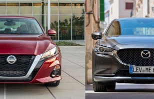 Comparativa: Nissan Altima Exclusive 2019 vs. Mazda 6 Signature 2019