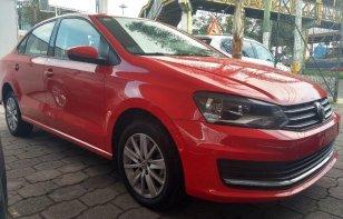 Un carro Volkswagen Vento 2018 en Iztacalco