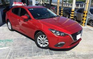Se vende un Mazda 3 2016 por cuestiones económicas
