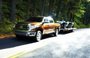 Toyota Tundra 2020: Precios y versiones en México