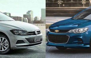 Comparativa: Volkswagen Virtus Comfortline 2020 vs. Chevrolet Cavalier Premier 2020