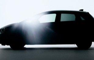Honda Fit 2020 deja ver su silueta de forma oficial