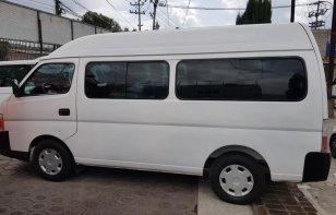 Se pone en venta un Nissan Urvan