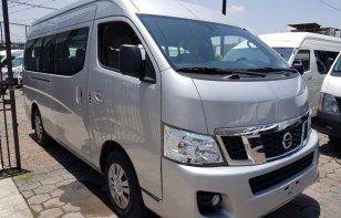 Nissan Urvan precio muy asequible