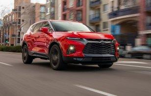 Chevrolet Blazer 2020: Precios y versiones en México