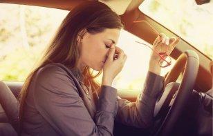 ¡Cuidado con los medicamentos y la conducción!