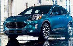 Ford Escape 2020: Precios y versiones en México