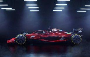Así serán los autos de Fórmula 1 a partir de 2021