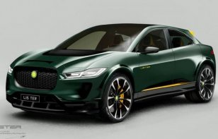 Lister SUV-E Concept, la versión más bestial de la Jaguar I-Pace