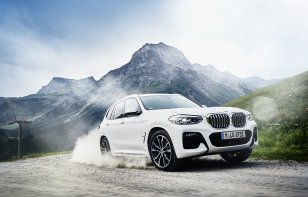 BMW lanza versión híbrida enchufable de la X3