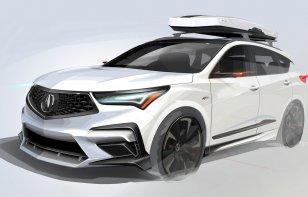 Acura exhibirá autos de competencia y un concepto en el SEMA