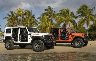 Jeep presenta dos vehículos edición limitada en Miami