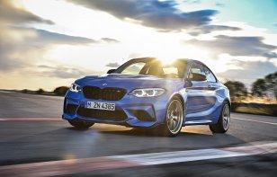 BMW M2 CS, el M más purista