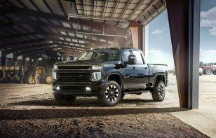 Chevrolet presenta la Silverado HD Carhartt Special Edition en el SEMA