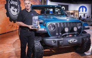 La Jeep Wrangler es (otra vez) la Mejor SUV 4X4 del SEMA