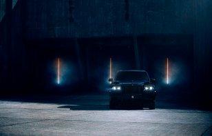 Rolls-Royce Cullinan Black Badge, la nueva reina de la noche