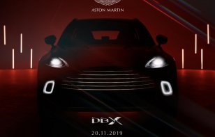Aston Martin revela el interior de la DBX