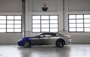 Maserati GranTurismo Zéda, el fin de una era