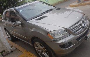 Mercedes-Benz Clase M impecable en Nezahualcóyotl más barato imposible