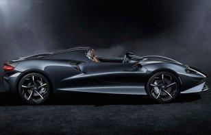 McLaren Elva, el primer roadster de la marca homologado para calle