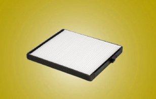 Filtros de aire de cabina: tipos, funciones y síntomas de falla