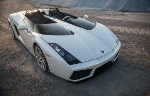 El Lamborghini Concept S vuelve a las subastas