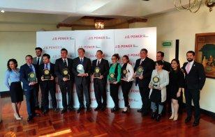 Hyundai y Toyota se llevan los reconocimientos VDS y APEAL de JD Power