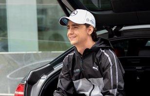 Mercedes-Benz confía en Esteban Gutiérrez para la Fórmula E